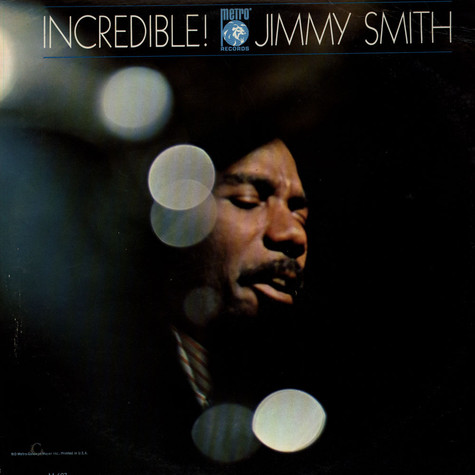 Jimmy Smith - Incredible!