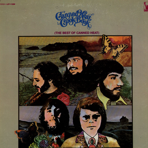 Canned Heat - The Canned Heat Cook Book / The Best Of Canned Heat