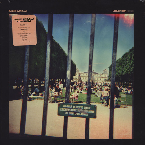 Tame Impala - Lonerism Deluxe Edition