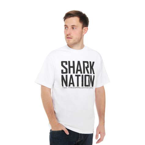 Doppelgangaz, The - Shark Nation T-Shirt