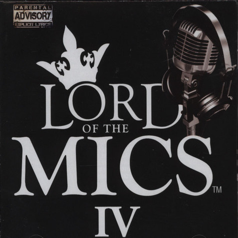 V.A. - Lord Of The Mics 4