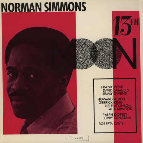 Norman Simmons - 13Th Moon