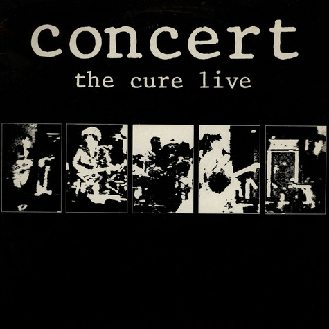 Cure, The - Concert - The Cure Live