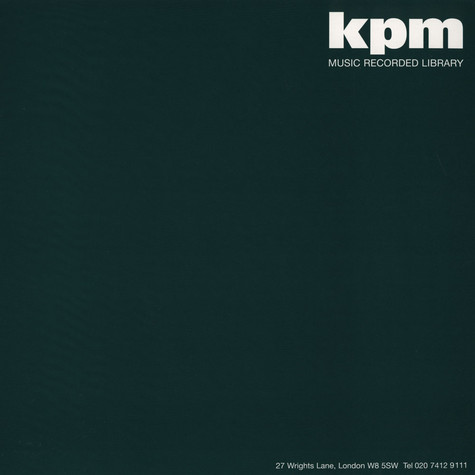 KPM Music Recorded Library - New York Trouble / Electric Progression