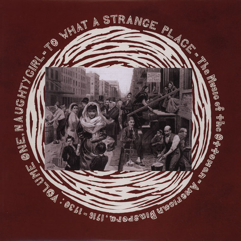 V.A. - To What A Strange Place Volume 1 - Naughty Girl