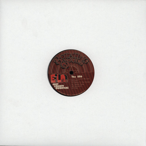 East Liberty Quarters - Return To The Groove