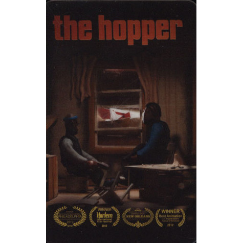 Porkfish Productions presents - The Hopper Animated Movie Download Card