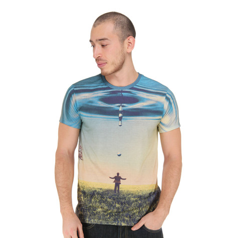 Imaginary Foundation - Droplet Sublimation T-Shirt
