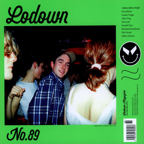 Lodown Magazine - Issue 89