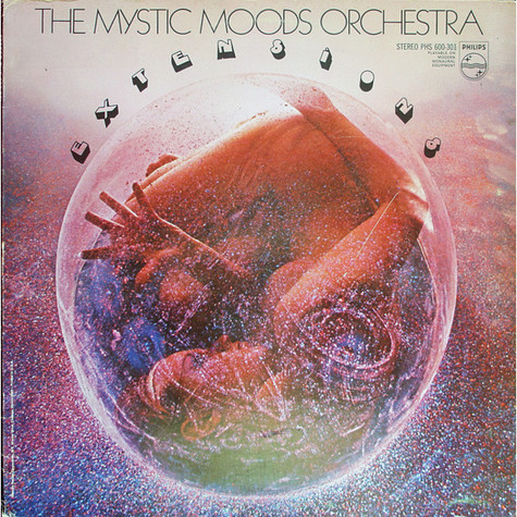 Mystic Moods Orchestra, The - Extensions
