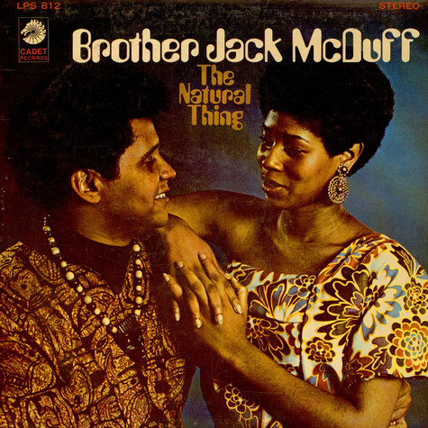 Brother Jack McDuff - The Natural Thing