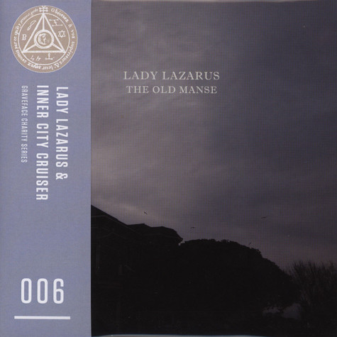 Lady Lazarus / Inner City Cruiser - Graveface Charity Series 006