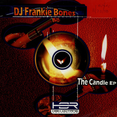 Frankie Bones - The Candle EP