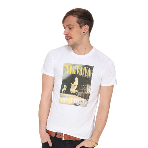 Nirvana - Live Reading T-Shirt