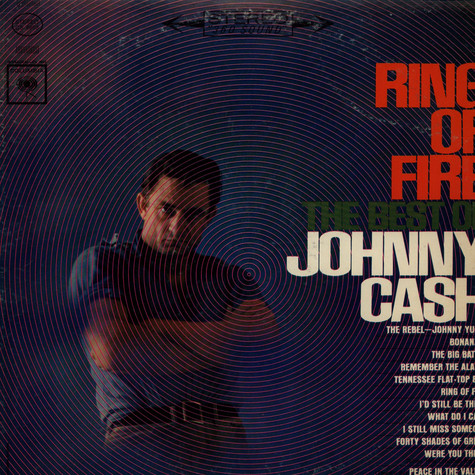 Johnny Cash - Ring Of Fire - The Best Of Johnny Cash