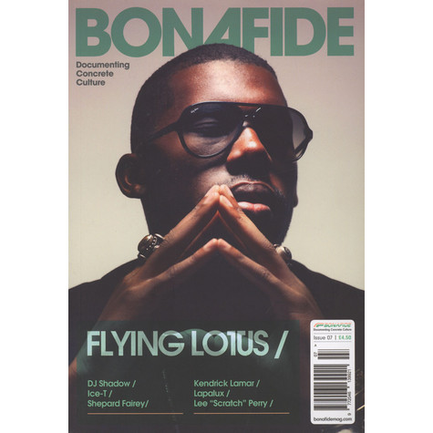 Bonafide Magazine - Issue 07: Flying Lotus