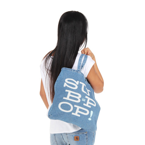 Sub Pop - Denim Tote Bag