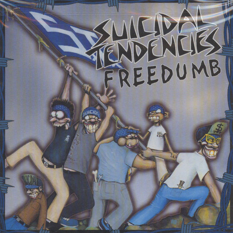 Suicidal Tendencies - Freeddumb