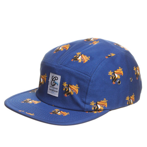 Cityfellaz Copenhagen - All Over Tuci 5 Panel Cap