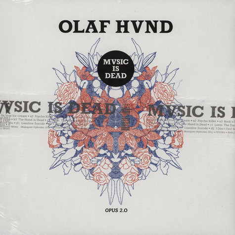 Olaf Hund - Music Is Dead