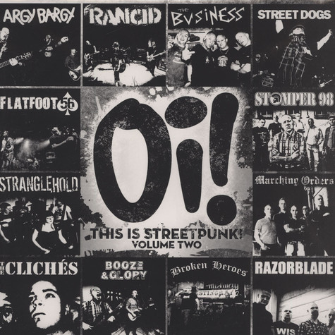 V.A. - Oi! This Is Streetpunk! Volume 2