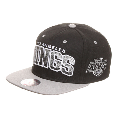 Mitchell & Ness - Los Angeles Kings NHL Arch Gradient Snapback Cap