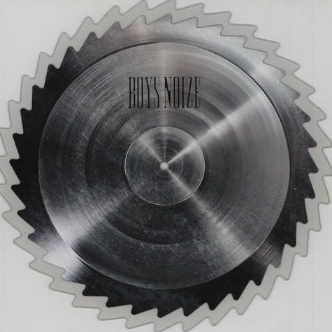Boys Noize - Ich R U / What You Want Remixes Picturedisc