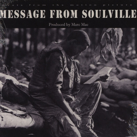 Marc Mac Of 4 Hero - Message From Soulville