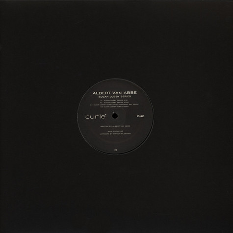 Albert Van Abbe - Sugar Lobby Series Kangding Ray Remix