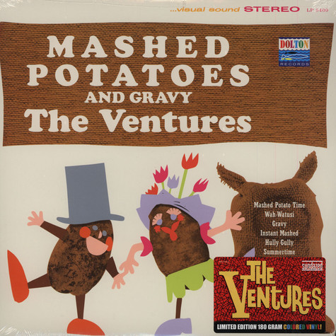 Ventures, The - Mashed Potatoes & Gravy