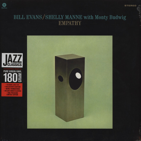 Bill Evans, Shelly Manne & Monty Budwig - Empathy