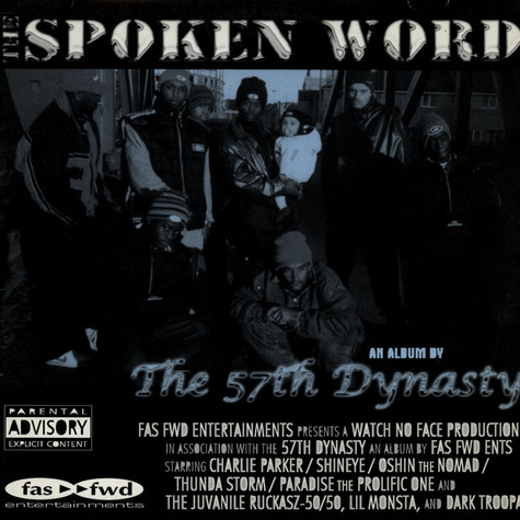 57th Dynasty, The - The Spoken Word