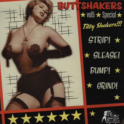 Buttshakers! - Soul Party Volume 5