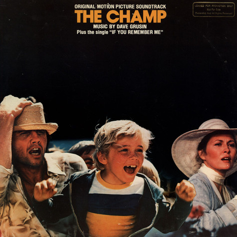 Dave Grusin - OST The Champ