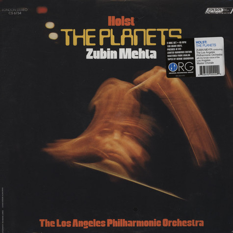 Los Angeles Philharmonic Orchestra - Planets