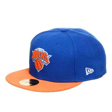 New Era - Ney York Knicks NBA Basic 59Fifty Basic Cap