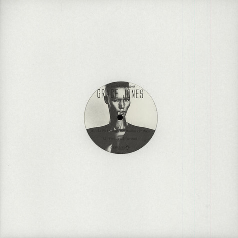 Grace Jones - The Balearic Sound Of Grace Jones