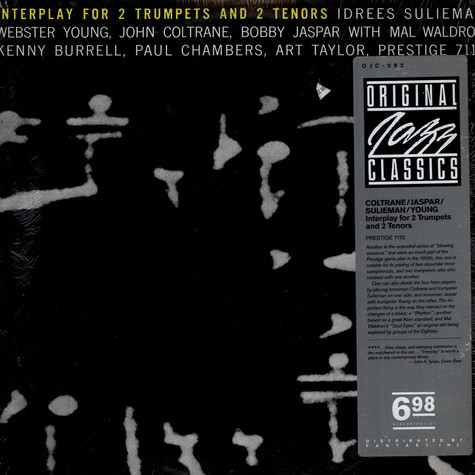 Coltrane / Jaspar / Sulieman / Young - Interplay For 2 Trumpets And 2 Tenors