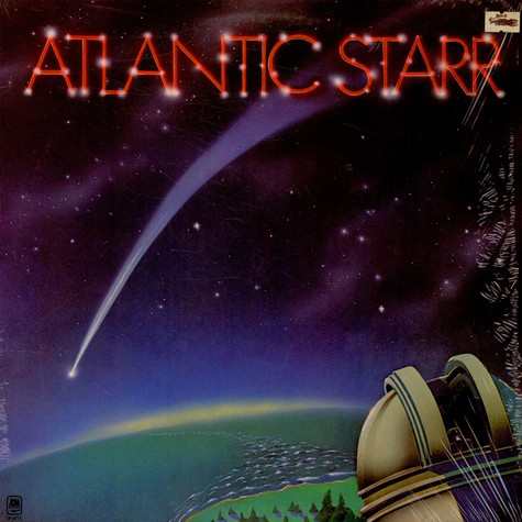 Atlantic Starr - Atlantic Starr