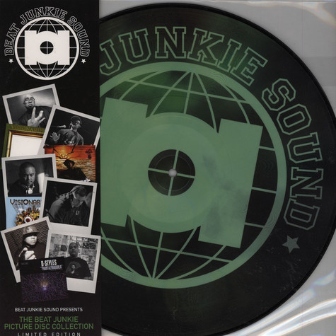 Beat Junkies, The - Picture Disc Collection