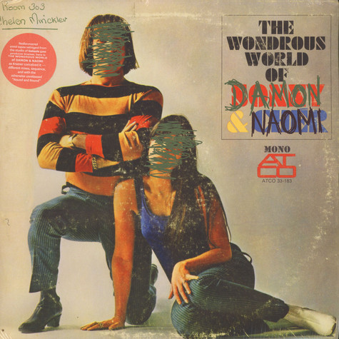 Damon & Naomi - Wondrous World Of Damon & Naomi (Bootleg Edition)