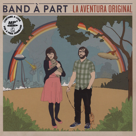 Band A Part - La Aventura Original