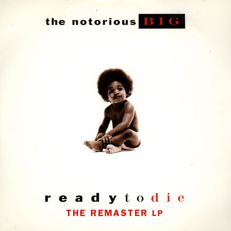 Notorious B.I.G. - Ready To Die Remaster LP