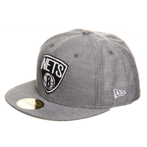 New Era - Brooklyn Nets NBA Charmfifty 59Fifty Cap
