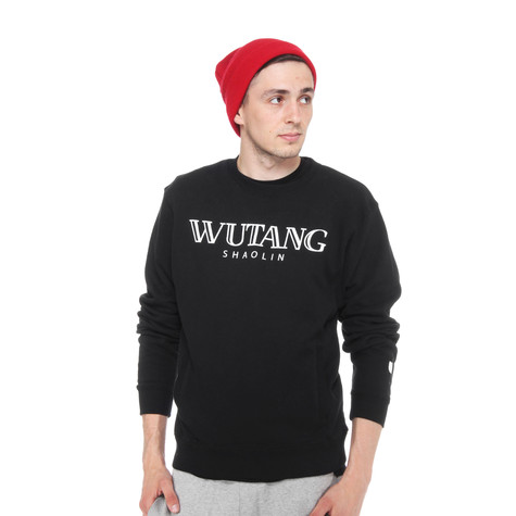 Wu-Tang Brand Limited - Shaolin Luxury Crewneck Sweater