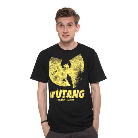 Wu-Tang Brand Limited - W Distressed T-Shirt