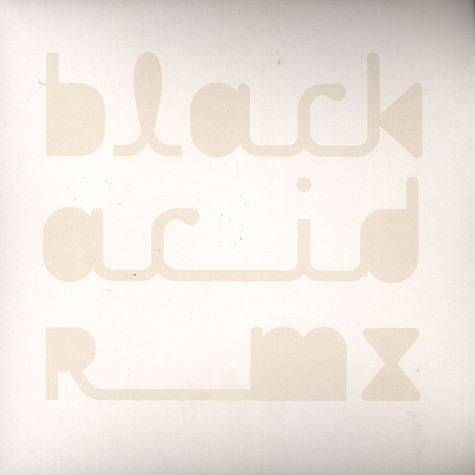 Blackasteroid - Black Acid Remixes