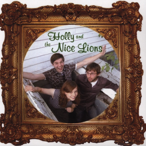 Holly And The Nice Lions - Nom De Plume / No Future