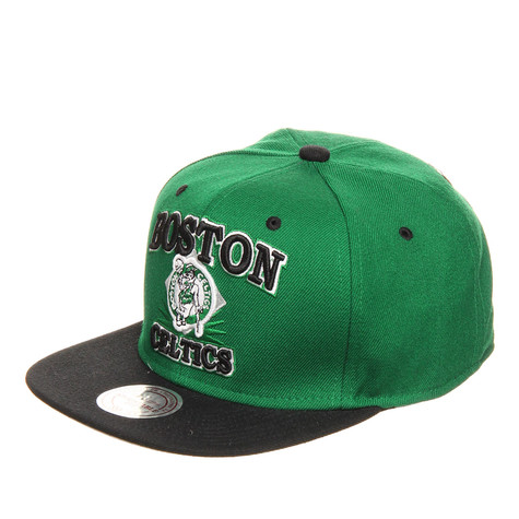 Mitchell & Ness - Boston Celtics NBA Patrick Snapback Cap
