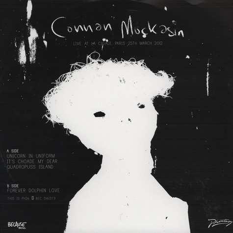 Connan Mockasin - Live At La Cigale 25th March 2012